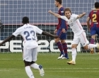 Real Madrid vence Barcelona por 3 a 1, no Camp Nou